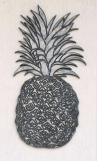 Custom Pinapple Design