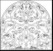 025 Macerata Arched Rectangle