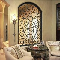 Faux Iron Design The Look Of Wrought